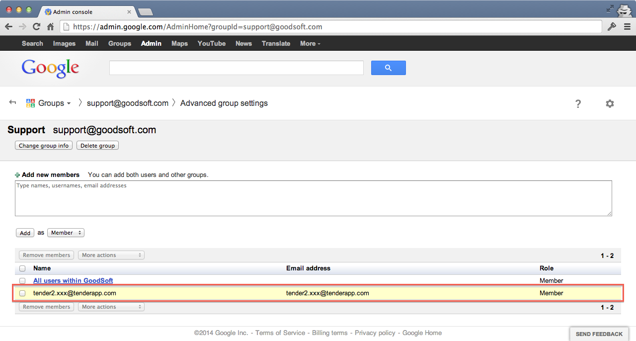 google apps email templates - setting up forwarding in google apps email integration